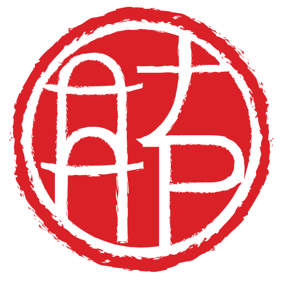 Asian American Theater Project (AATP) logo